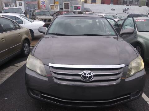 2007 Toyota Avalon for sale at K J AUTO SALES in Philadelphia PA