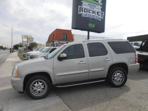 2007 GMC Yukon for sale at Rocket Car sales in Covina CA