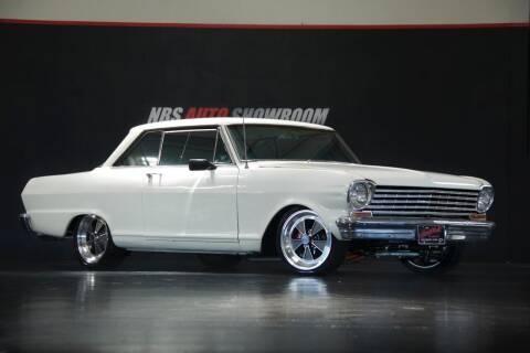 1963 Chevrolet Nova for sale at Pro Auto Showroom in Milpitas CA