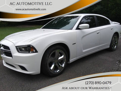 2013 Dodge Charger for sale at AC AUTOMOTIVE LLC in Hopkinsville KY