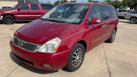 2012 Kia Sedona for sale at Auto Limits in Irving TX
