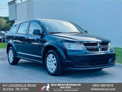 2013 Dodge Journey for sale at Ole Ben Franklin Motors-Mitsubishi of Alcoa in Alcoa TN