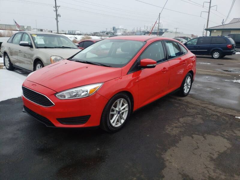 2016 Ford Focus for sale at Lewis Blvd Auto Sales in Sioux City IA