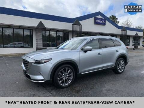 2018 Mazda CX-9 for sale at Impex Auto Sales in Greensboro NC