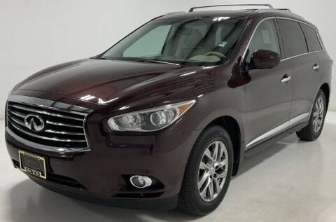 2013 Infiniti JX35 for sale at Cars R Us in Indianapolis IN
