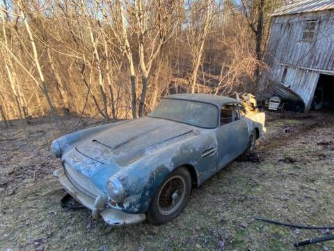 1962 Aston Martin DB4 for sale at Gullwing Motor Cars Inc in Astoria NY