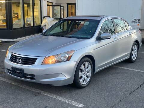 2009 Honda Accord for sale at MAGIC AUTO SALES in Little Ferry NJ