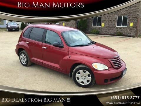 2007 Chrysler PT Cruiser for sale at Big Man Motors in Farmington MN