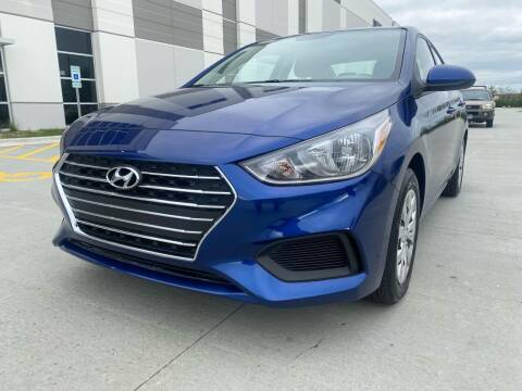 2020 Hyundai Accent for sale at Quality Auto Sales And Service Inc in Westchester IL