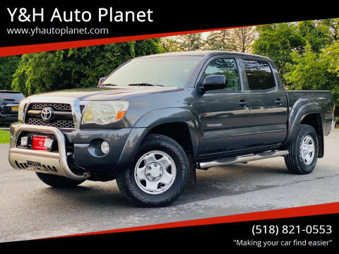 2011 Toyota Tacoma for sale at Y&H Auto Planet in West Sand Lake NY