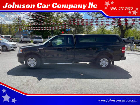 2008 Ford F-150 for sale at Johnson Car Company llc in Crown Point IN