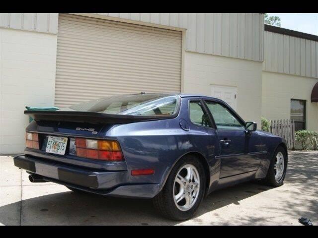1989 Porsche 944 for sale at A7 AUTO SALES in Daytona Beach FL