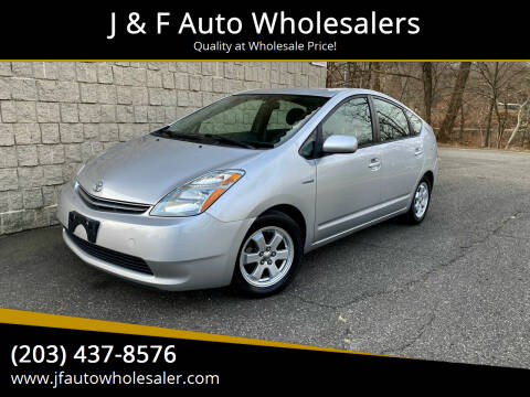 2006 Toyota Prius for sale at J & F Auto Wholesalers in Waterbury CT