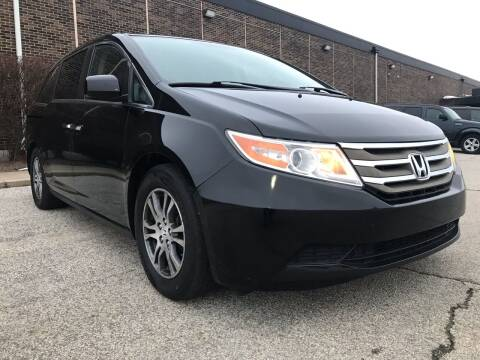 2013 Honda Odyssey for sale at Classic Motor Group in Cleveland OH