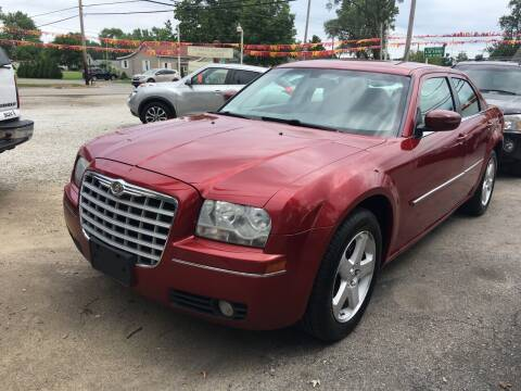 2008 Chrysler 300 for sale at Antique Motors in Plymouth IN