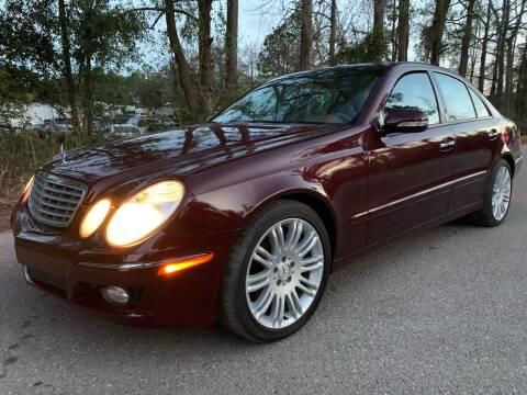 2007 Mercedes-Benz E-Class for sale at Next Autogas Auto Sales in Jacksonville FL