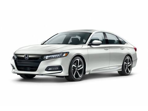 2019 Honda Accord for sale at BASNEY HONDA in Mishawaka IN