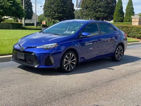 2017 Toyota Corolla for sale at Mendz Auto in Orlando FL