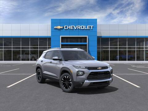 2022 Chevrolet TrailBlazer for sale at COYLE GM - COYLE NISSAN - New Inventory in Clarksville IN
