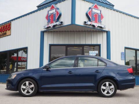 2012 Volkswagen Jetta for sale at DRIVE 1 OF KILLEEN in Killeen TX
