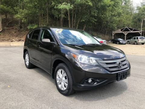 2013 Honda CR-V for sale at Worldwide Auto Group LLC in Monroeville PA