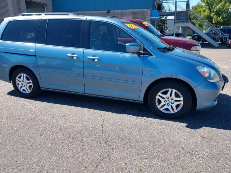 2007 Honda Odyssey for sale at Kull N Claude in Saint Cloud MN
