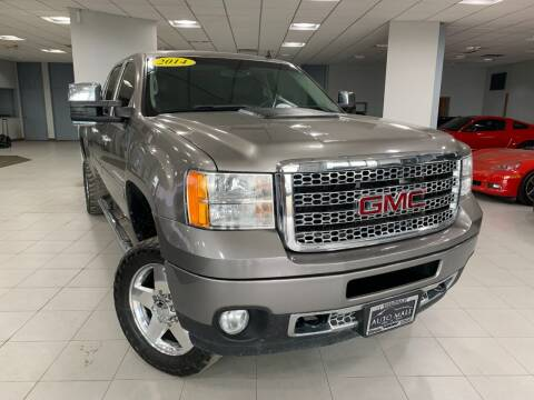 2014 GMC Sierra 2500HD for sale at Auto Mall of Springfield in Springfield IL