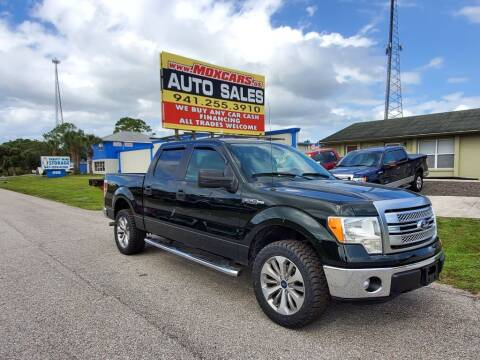 2014 Ford F-150 for sale at Mox Motors in Port Charlotte FL