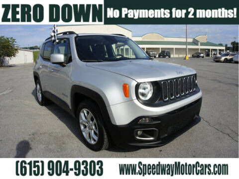 2017 Jeep Renegade for sale at Speedway Motors in Murfreesboro TN