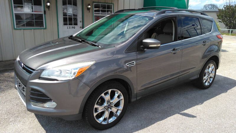 2013 Ford Escape for sale at Haigler Motors Inc in Tyler TX