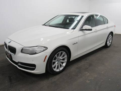 2014 BMW 5 Series for sale at Automotive Connection in Fairfield OH
