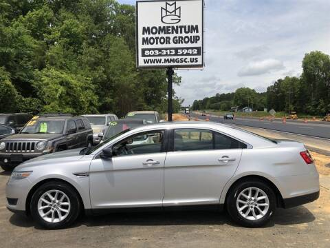 2014 Ford Taurus for sale at Momentum Motor Group in Lancaster SC