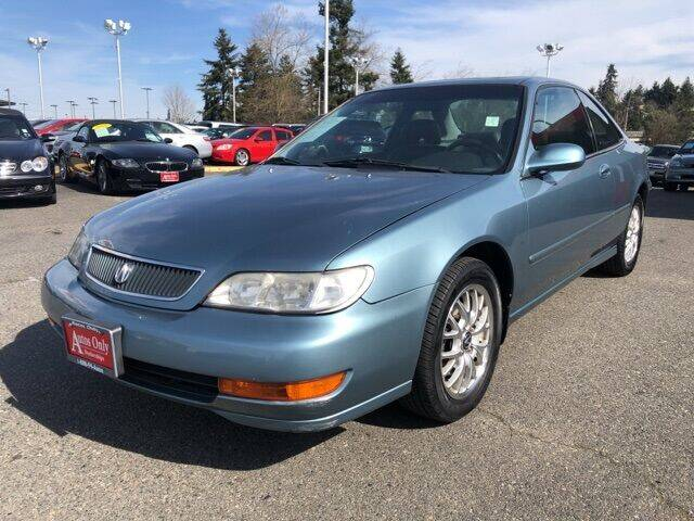 1999 Acura CL for sale at Autos Only Burien in Burien WA