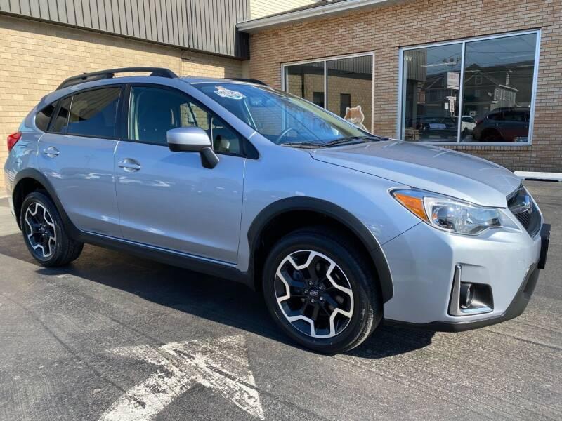 2017 Subaru Crosstrek for sale at C Pizzano Auto Sales in Wyoming PA