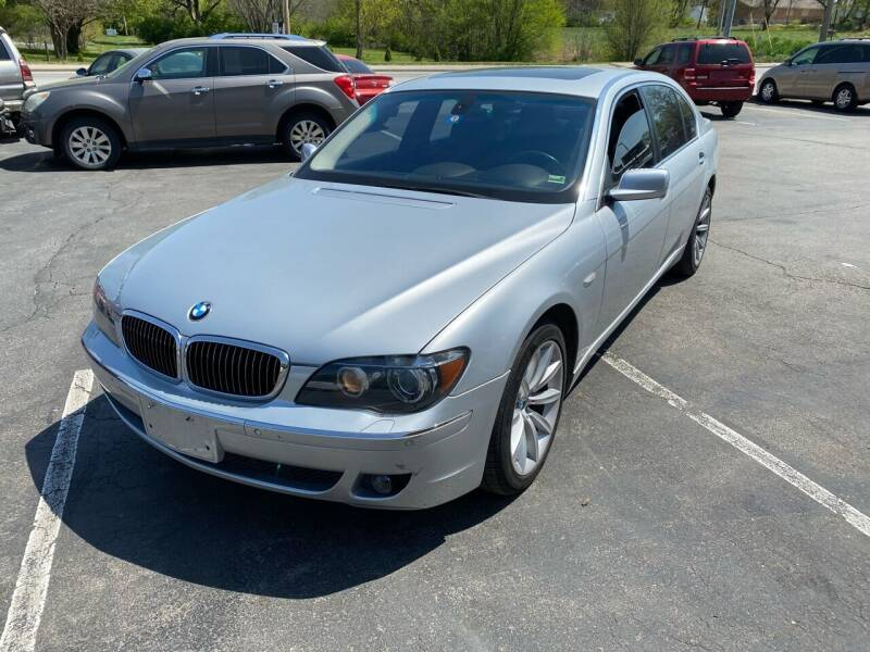 2008 BMW 7 Series for sale at Auto Choice in Belton MO
