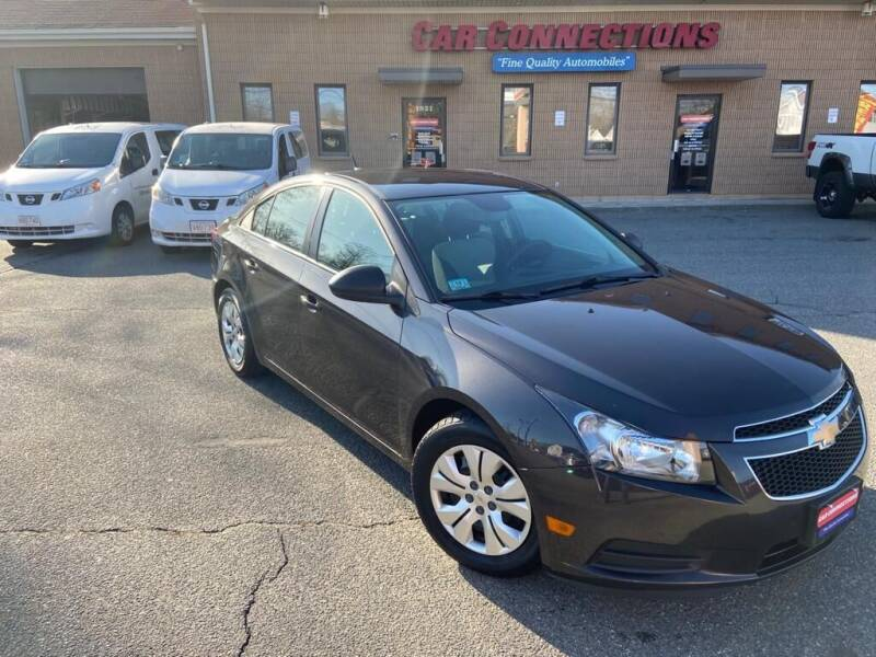 2014 Chevrolet Cruze for sale at CAR CONNECTIONS in Somerset MA