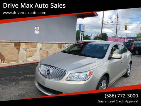 2011 Buick LaCrosse for sale at Drive Max Auto Sales in Warren MI