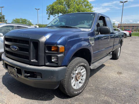2008 Ford F-250 Super Duty for sale at Blake Hollenbeck Auto Sales in Greenville MI