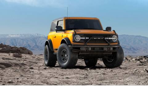 2021 Ford Bronco for sale at Wiser Motors in Lynden WA