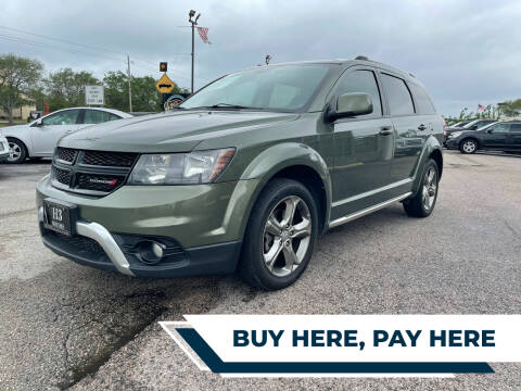 2016 Dodge Journey for sale at H3 MOTORS in Dickinson TX