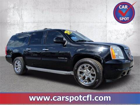 2013 GMC Yukon XL for sale at Car Spot Of Central Florida in Melbourne FL
