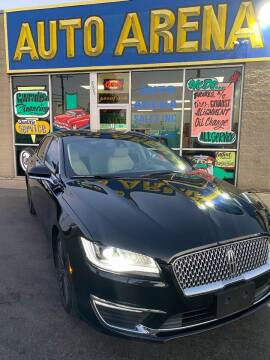 2017 Lincoln MKZ for sale at Auto Arena in Fairfield OH