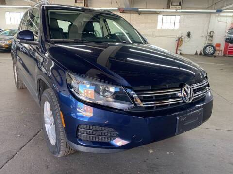 2016 Volkswagen Tiguan for sale at John Warne Motors in Canonsburg PA
