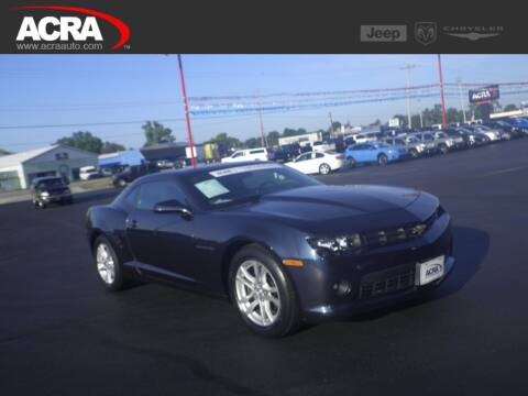 2014 Chevrolet Camaro for sale at BuyRight Auto in Greensburg IN