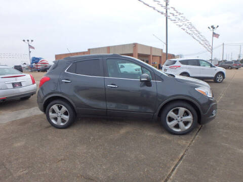 2016 Buick Encore for sale at BLACKWELL MOTORS INC in Farmington MO