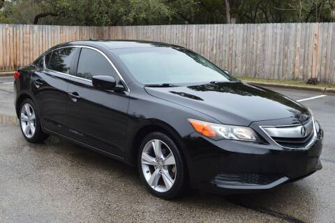 2014 Acura ILX for sale at Coleman Auto Group in Austin TX