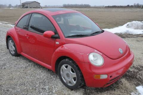 2001 Volkswagen New Beetle for sale at Brett's Automotive in Kahoka MO