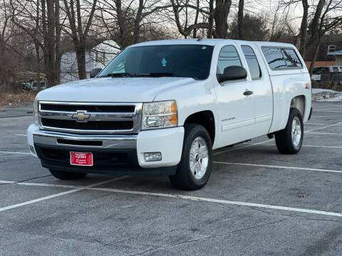 2010 Chevrolet Silverado 1500 for sale at Hillcrest Motors in Derry NH