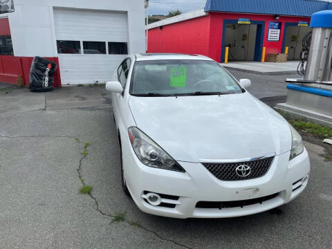 2008 Toyota Camry Solara for sale at 696 Automotive Sales & Service in Troy NY