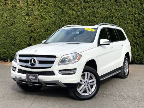 2014 Mercedes-Benz GL-Class for sale at Premier Auto Group in Union Gap WA